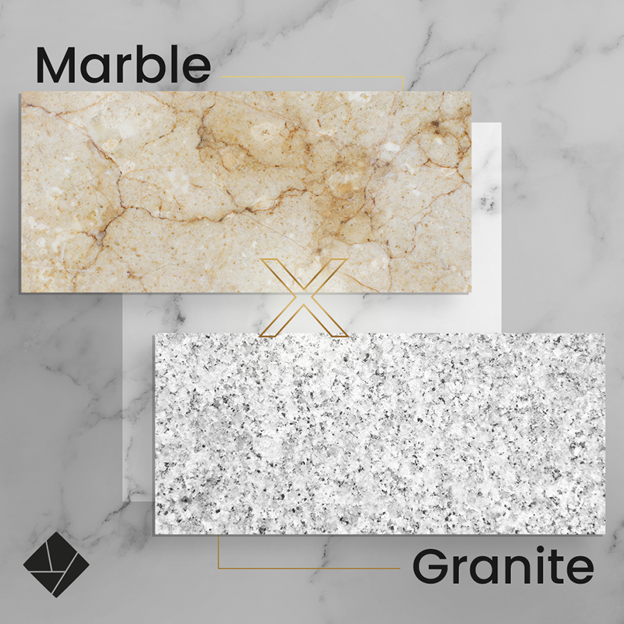 """Featured image for """"Difference Between Marble and Granite"""""""
